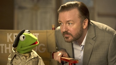 Muppets Most Wanted (NL) - trailer