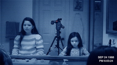 Paranormal Activity 3 - trailer