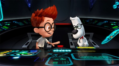 Mr. Peabody & Sherman (NL) - trailer