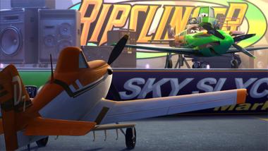 Planes - trailer