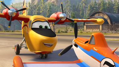 Planes 2 - trailer