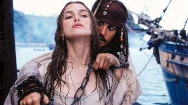 Pirates of the Carribean: Curse of the Black Pearl - trailer