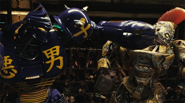 Real Steel - trailer 2