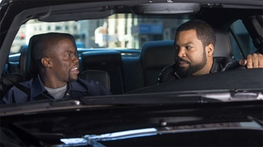 Ride Along - trailer
