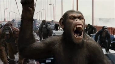 Rise of the Planet of the Apes - trailer 2