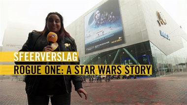 Rogue One: A Star Wars Story - Sfeerverslag