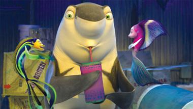 Shark Tale - trailer