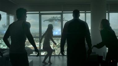 Skyline - teaser