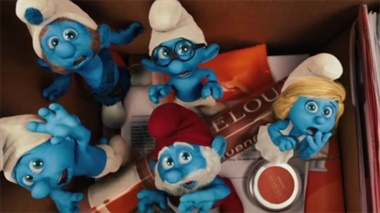 The Smurfs - trailer 2