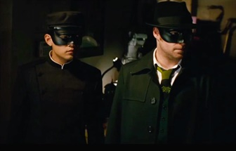 The Green Hornet trailer 2