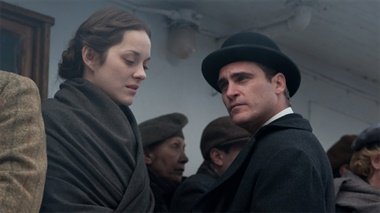 The Immigrant - trailer