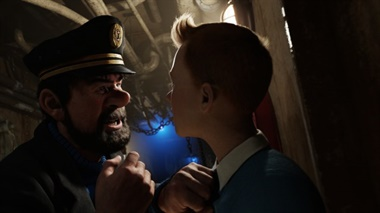 The Adventures of Tintin - trailer 2