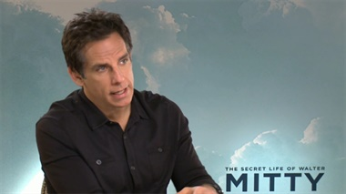 The Secret Life of Walter Mitty - interview