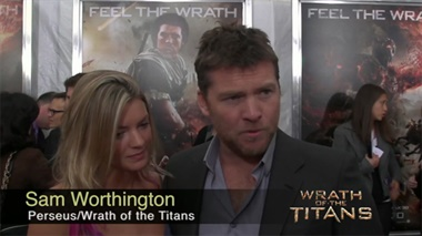 Wrath of the Titans - IMAX item