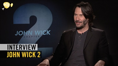 John Wick 2 - Interview