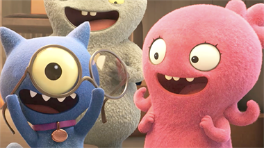 Ugly Dolls - trailer
