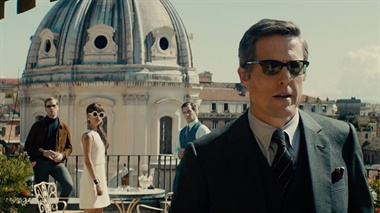 The man from U.N.C.L.E trailer 2