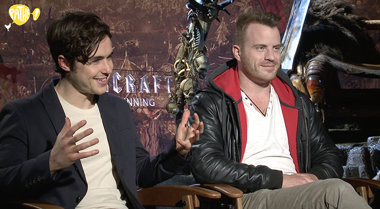 Warcraft: The Beginning - interview