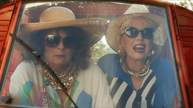 Absolutely Fabulous: The Movie - trailer