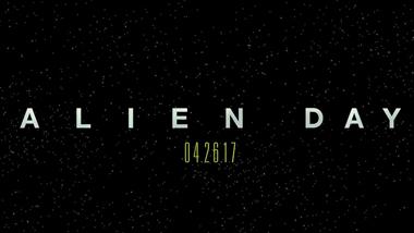 Alien Day - trailer