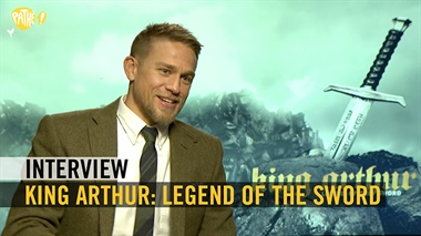 King Arthur: Legend of the Sword - interview