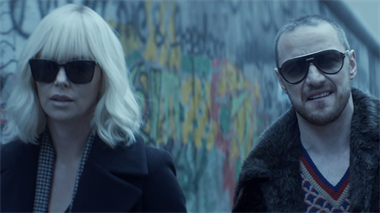 Atomic Blonde - trailer