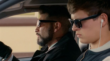 Baby Driver - trailer 2