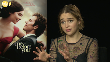 Me Before You - interview