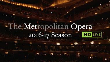 Pathé Opera - Seizoen 2016/2017 - trailer