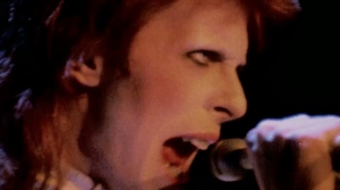 Ziggy Stardust and the Spiders from Mars - trailer