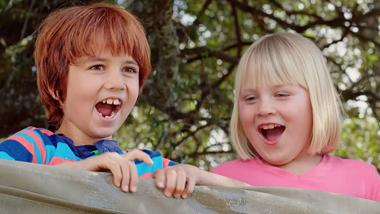 Casper en Emma op Safari - trailer