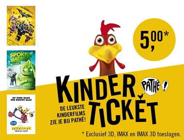 Pathé Kinderticket