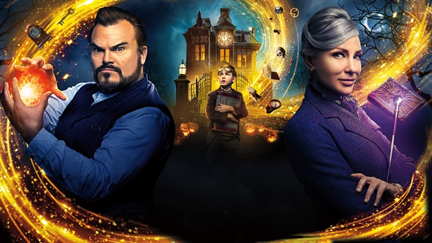 The House With A Clock In Its Walls Kijk Nu Online Bij Pathé Thuis