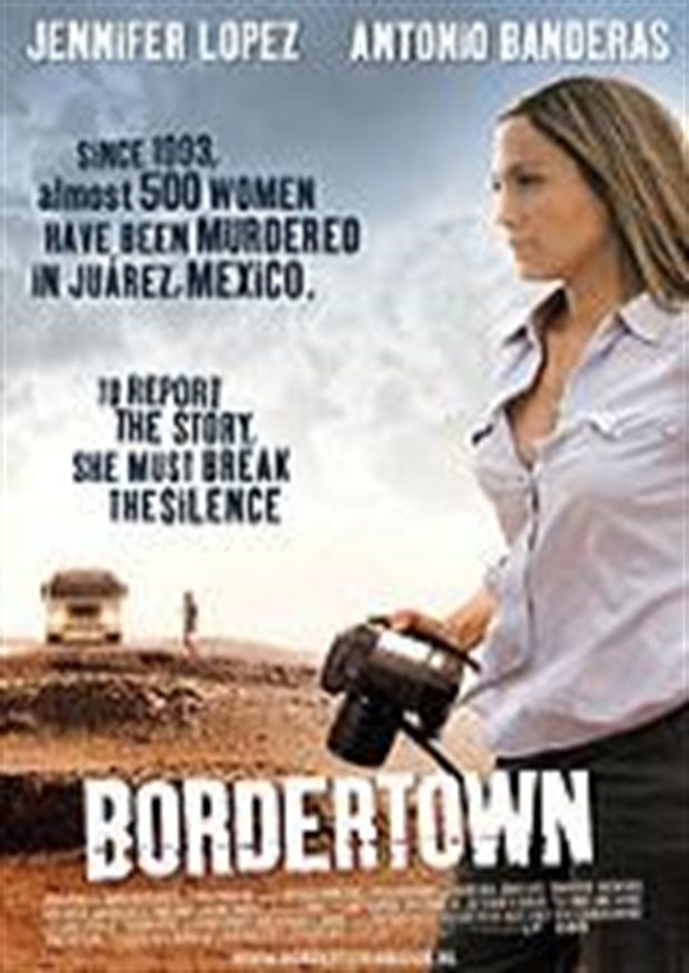 Bordertown Trailer Reviews More Pathé