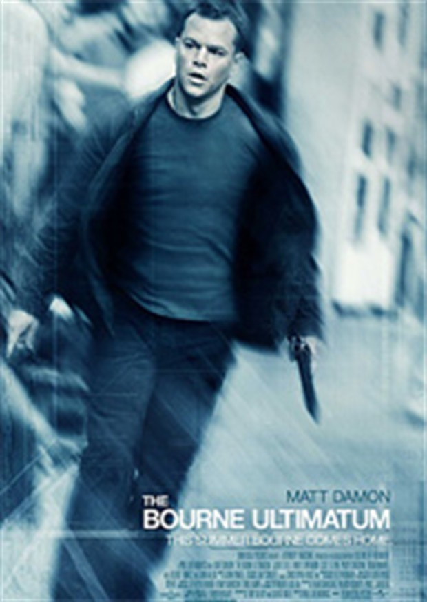 The Bourne Ultimatum (2007) - Posters — The Movie Database