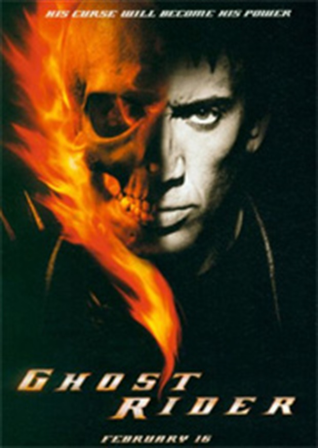 Ghost Rider-Trailer, reviews & more - Pathé