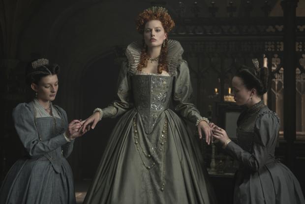 Afbeeldingsresultaat voor film mary queen of scots 2019