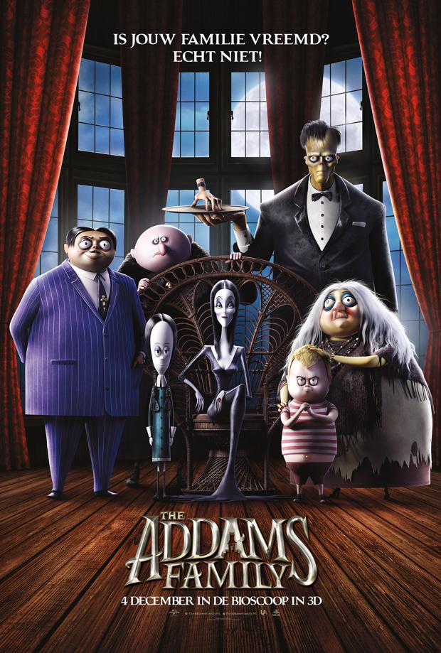 """Afbeeldingsresultaat voor addams family film"""""""