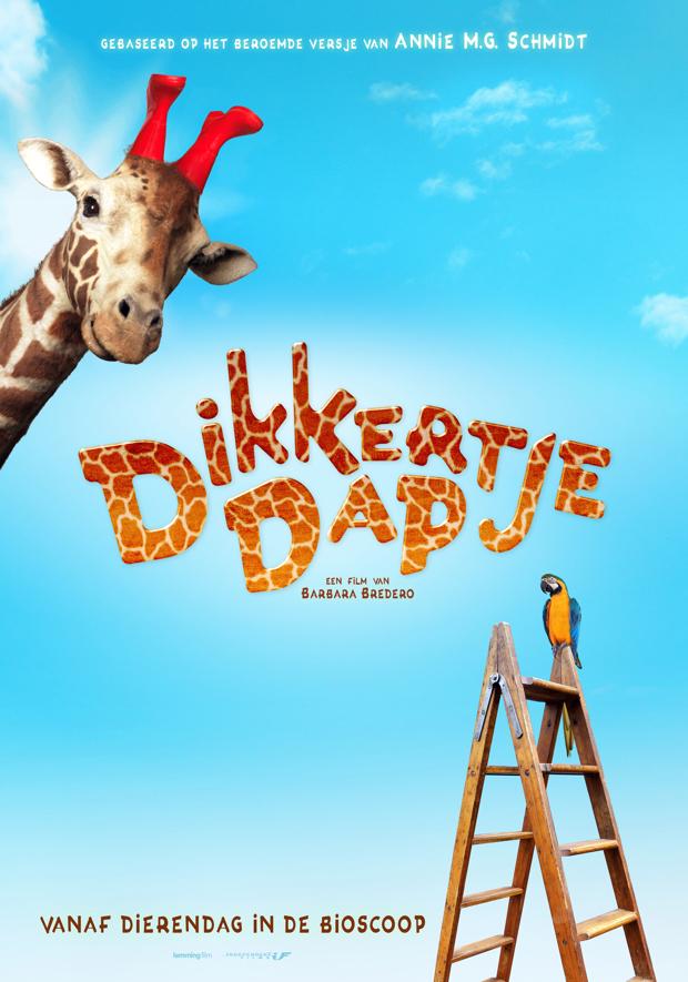 Giraffe M Dikkertje Dap - Kijk n...