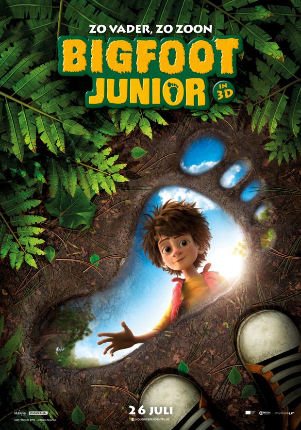 Afbeeldingsresultaat voor bigfoot junior