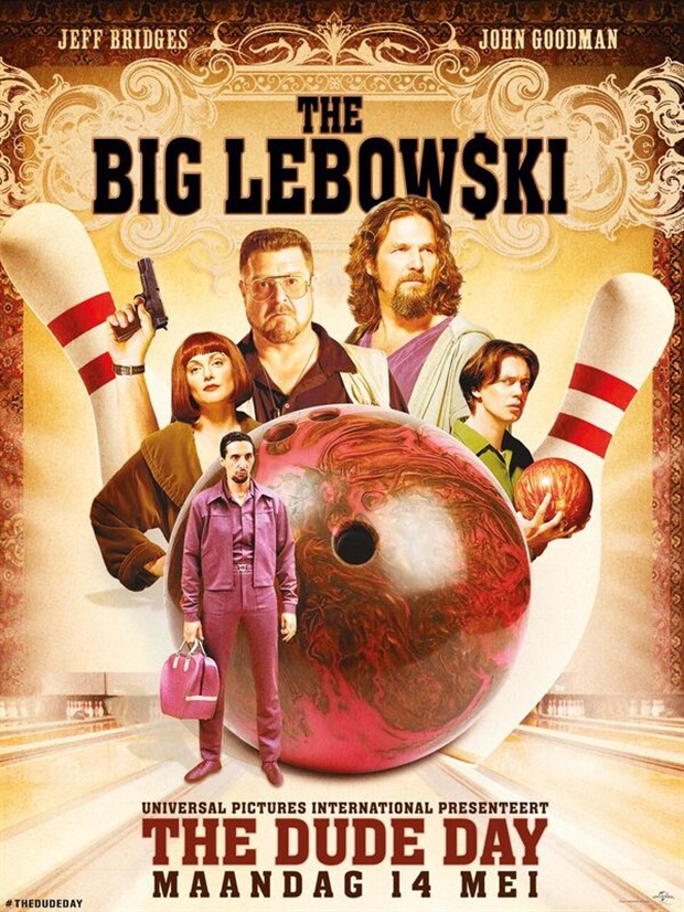 The Big Lebowski - 20th Anniversary-Trailer, reviews & more - Pathé