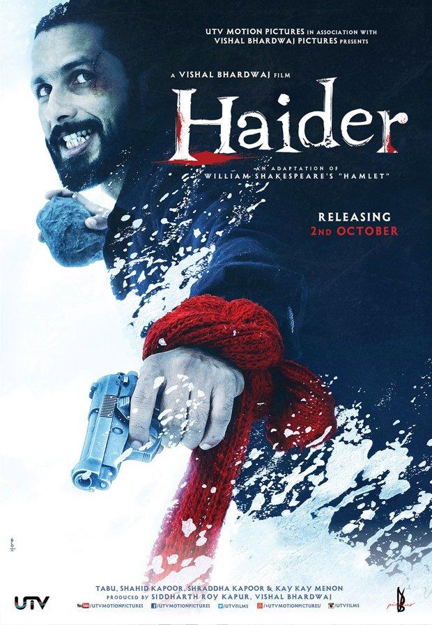 Haider Trailer Reviews Meer Pathé