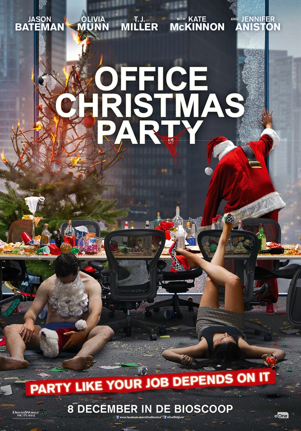 Office Christmas Party Watch Online At Pathé Thuis