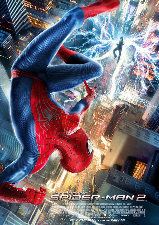 The Amazing Spider Man 2 Kijk Nu Online Bij Pathé Thuis