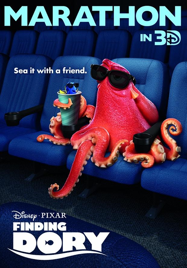 Finding Nemo + Dory 3D OV Marathon