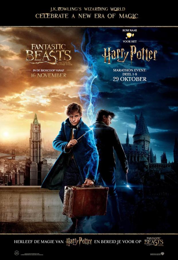 Harry Potter Marathon Trailer Reviews Amp Meer Path