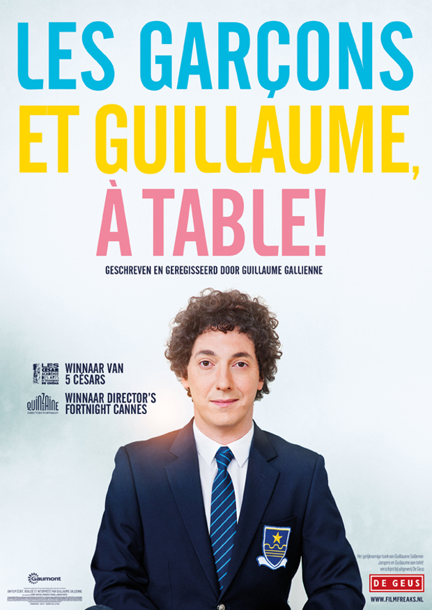Les garcon et guillaume a table trailer reviews meer - Film les garcons et guillaume a table ...