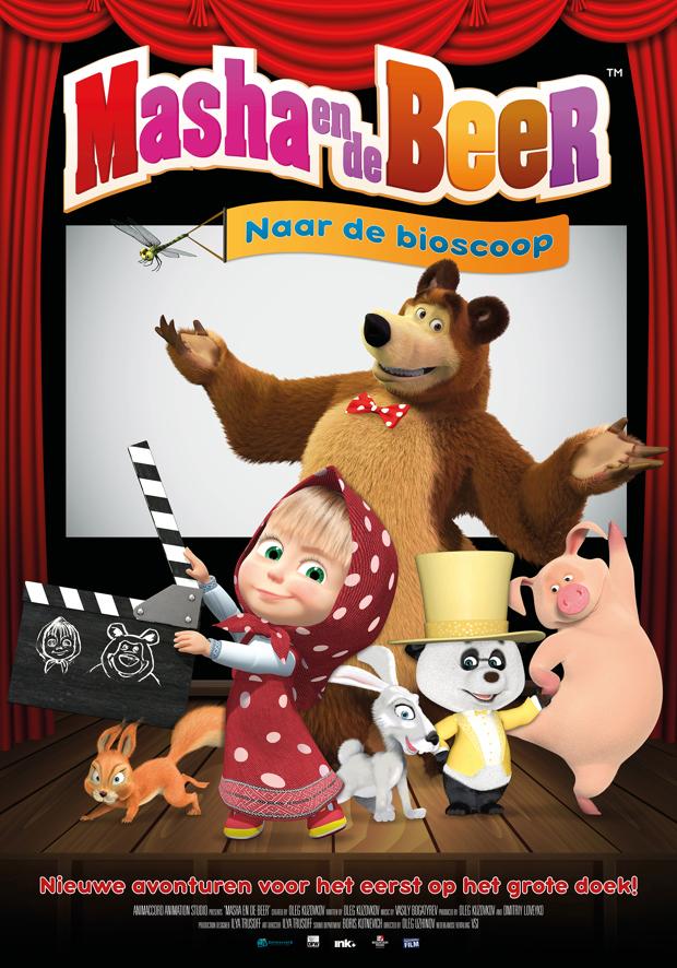 masha en de beer de film kijk nu online bij path233 thuis