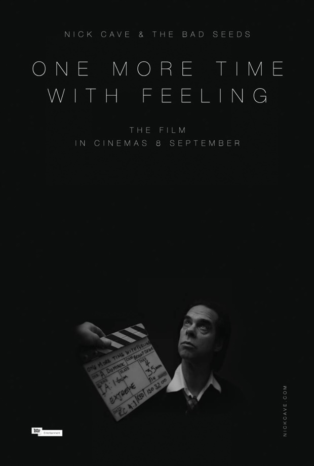 Nick Cave 3D: One More Time With Feeling