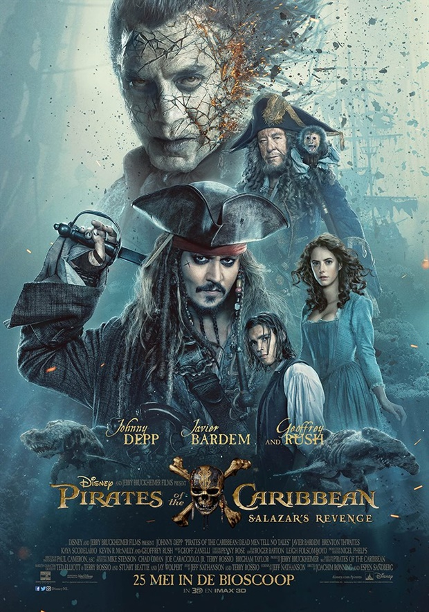 Afbeeldingsresultaat voor pirates of the caribbean 5 salazar's revenge